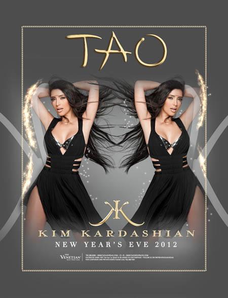 Kim Kardashian to Host Las Vegas Tao Event for $600K