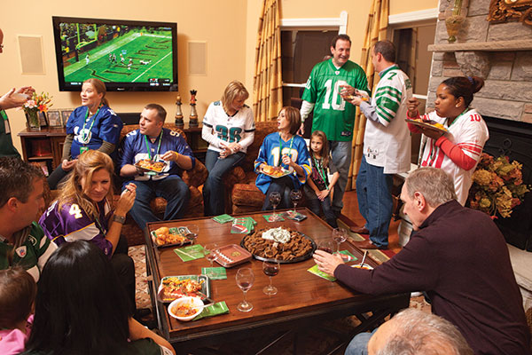 Super Bowl Party Tips: Lets Get Ready For Some Football!