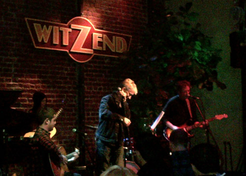 WitZend Hosts Andy Dick Show in Los Angeles