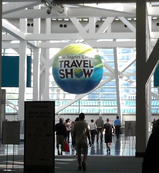 L.A. Times Travel Show Reveals the Next Great Destinations to Hold Events
