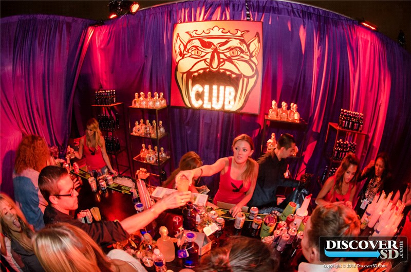 The Parties of Comic-Con