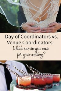 Learn the Difference between Day of Coordinators and Venue Coordinators / Wedding Planning / Event Planning 101 / Event Planning Business / Event Planning Courses