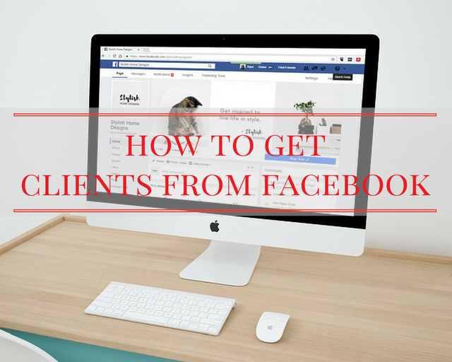 How to Get Clients for Your Event Planning Business on Facebook