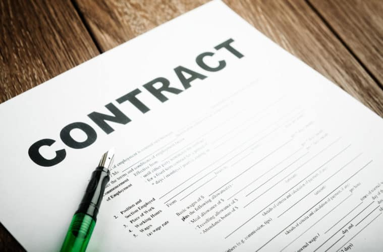 How to Create an Event Contract